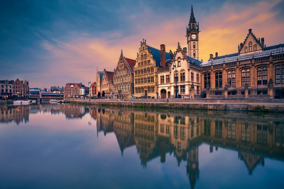 POD Travels - Ghent
