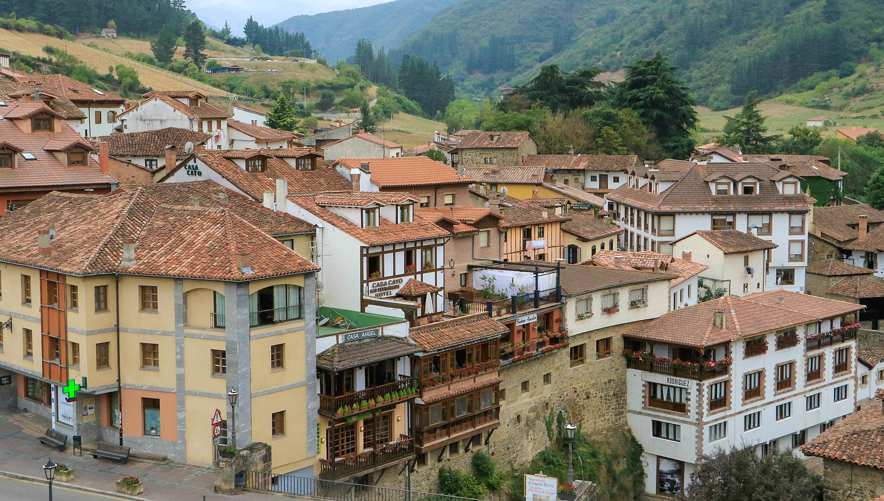 The medieval town of Potes, Cantabria | POD Travels