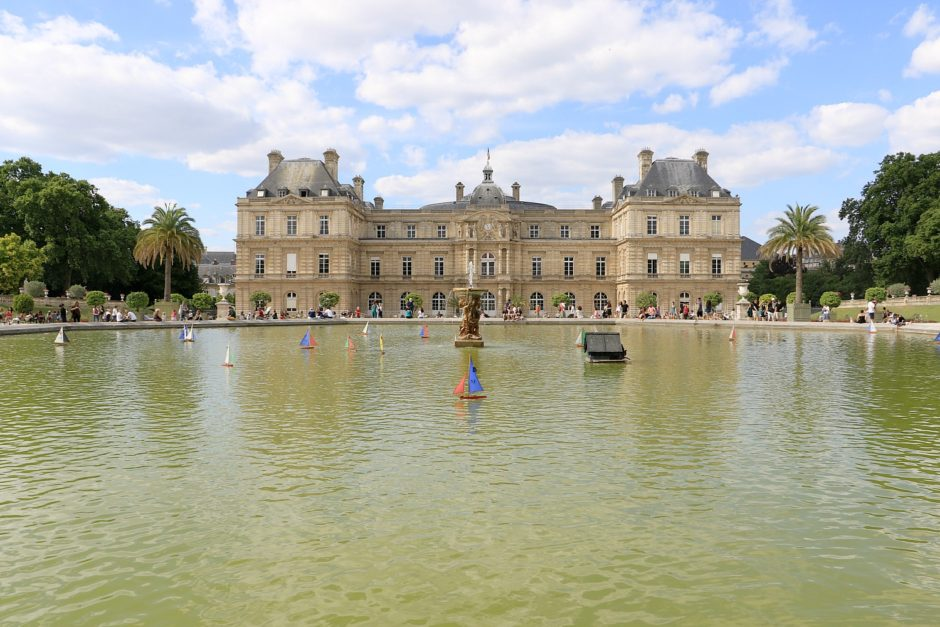 quintessentially parisian le jardin de luxembourg is a must see when visiting the french capital originally created for queen marie de medici - Le Jardin Du Luxembourg